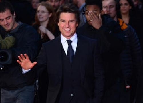 Tom Cruise: 'I'm In Talks For Top Gun Sequel'