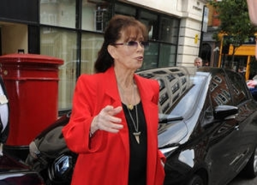 Jackie Collins Pledged Charity Donation Before Death