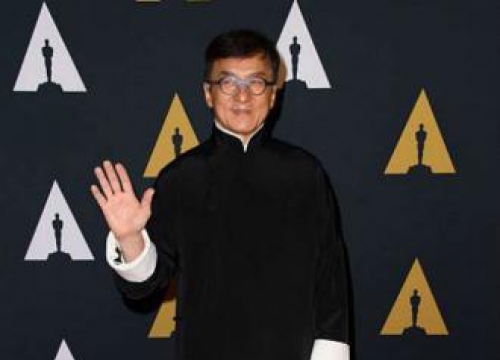 Jackie Chan For Five Against A Bullet