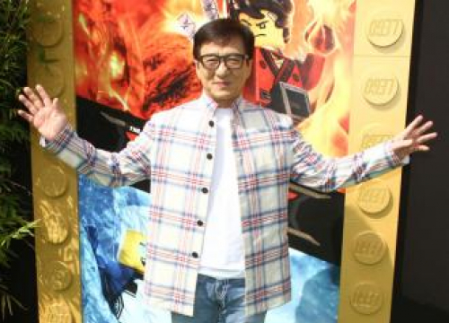 Jackie Chan To Star In Mountain Epic Climbers