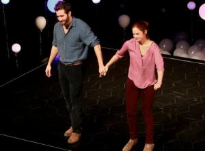 Forget Chemistry, Jake Gyllenhaal And Ruth Wilson Have Physics In Broadway's 'Constellations' [Photos]
