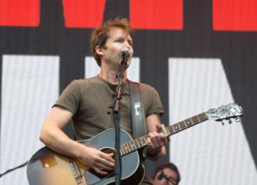 James Blunt - James Blunt Wants 'colourful Socks' For Christmas