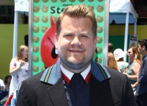 James Corden: My Third Child Will Be My Last