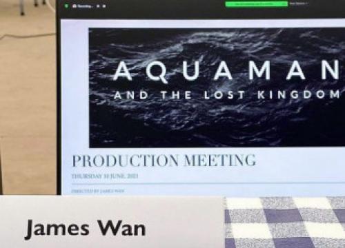 James Wan Reveals Aquaman Sequel Title