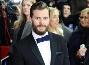 British Poll Names Jamie Dornan 2015's Hottest Hunk