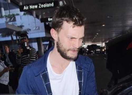 Jamie Dornan And Boy George Star In Charity Sketch