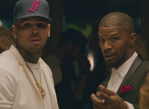 Jamie Foxx - You Changed Me Ft. Chris Brown Video