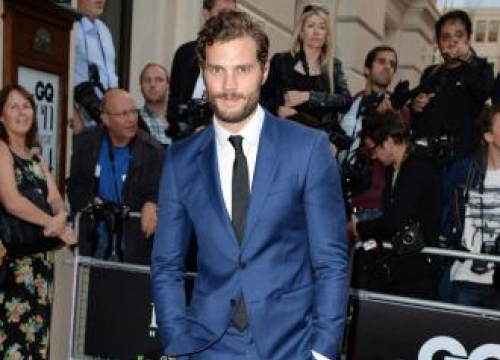 Jamie Dornan refused to show genitals in Fifty Shades of Grey
