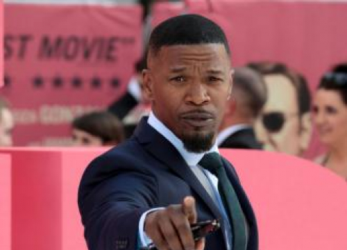 Jamie Foxx Loves Playing Villains