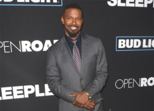Jamie Foxx Feels 'Alive' In The Entertainment Industry