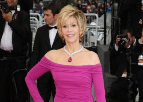 Jane Fonda: I Wasn't Myself Until My 60s