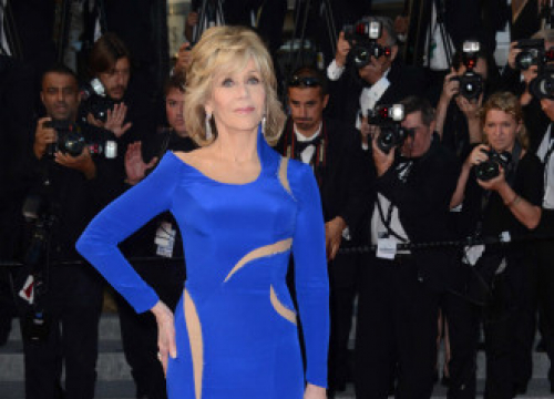 Jane Fonda Isn't Sure About Her Film Future