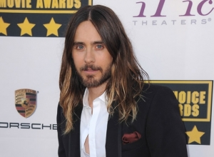 Jared Leto Looses His Locks (And Beard) As He Prepares For 'Suicide Squad' Role [Photos]