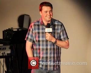 Jason Manford In Online Spat With Britain First