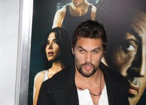 Jason Momoa: 'I'm Not In The Man Of Steel Sequel'
