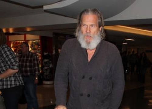 Jeff Bridges: 'Fixing Marriage Problems Makes Me Happy'