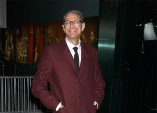 Jeff Goldblum 'Appreciates' Being An Older Dad