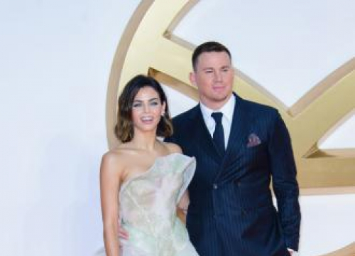 Channing Tatum Loves Jenna's 'Great Booty'