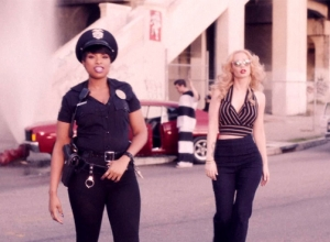 Iggy Azalea & Jennifer Hudson - Trouble Video