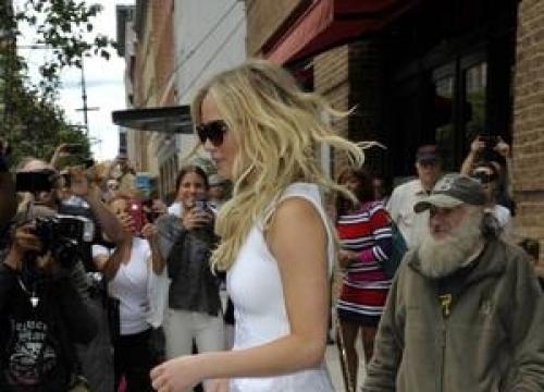 Jennifer Lawrence And Chris Martin Split - Report