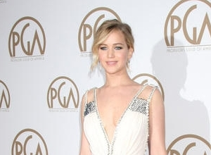 Jennifer Lawrence's Handsome New Bodyguard Causes A Stir Online