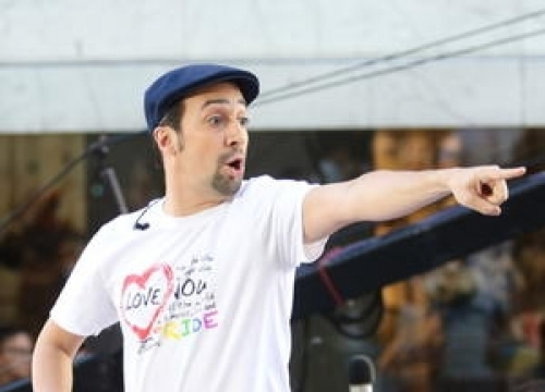 Lin-manuel Miranda Opens Up About Mary Poppins Sequel Character