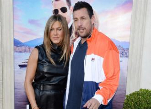 Adam Sandler Urges Jennifer Aniston To Make Friends Movie