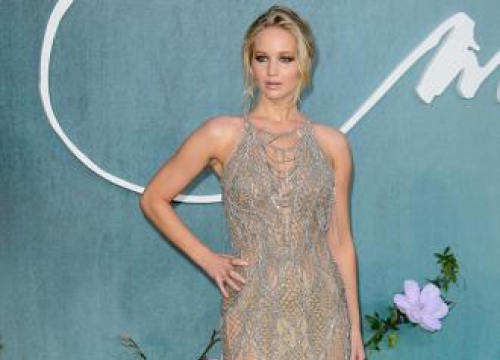 Jennifer Lawrence For Luca Guadagnino's Burial Rites