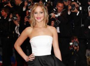 Jennifer Lawrence  joins SAG presenters