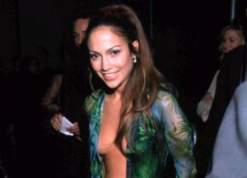 Jennifer Lopez Almost Didn't Wear Versace Dress At 2000 Grammy Awards