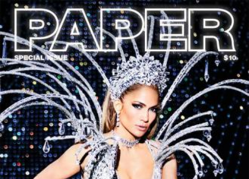 Jennifer Lopez Feels Lucky To Have Twins