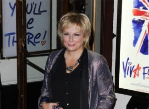 Jennifer Saunders wrote Absolutely Fabulous as a bet