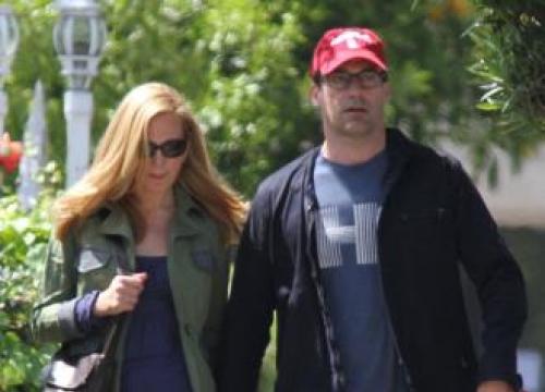 Jon Hamm: Jennifer Westfeldt is my life guru