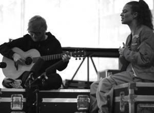 Jess Glynne x Ed Sheeran - Thursday Acoustic Video