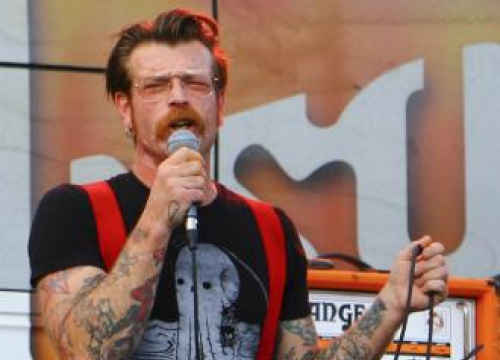 Eagles Of Death Metal's Jesse Hughes Can't Return To Batalcan For Anniversary After Accident