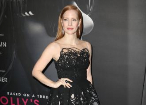 Jessica Chastain Urges Men To Start Own Metoo Movement