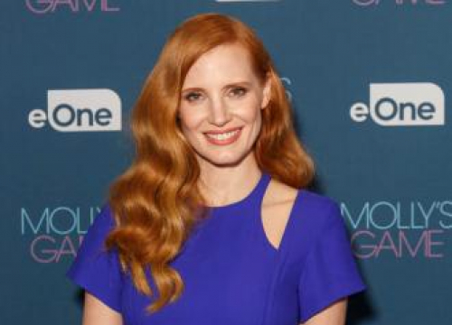 Jessica Chastain Based Dark Phoenix Character On Tilda Swinton