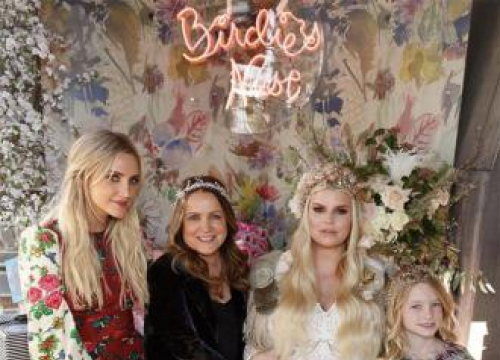 Jessica Simpson's Daughter To Be Called Birdie?