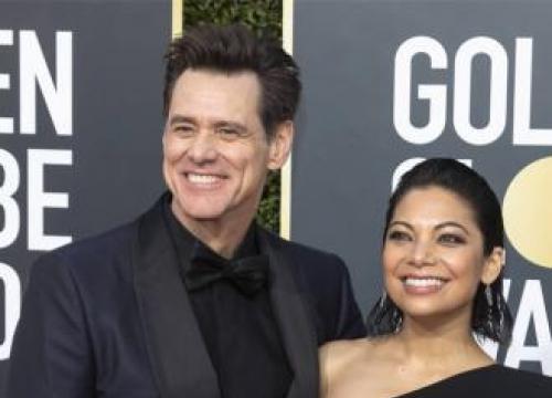 Jim Carrey Splits From Ginger Gonzaga