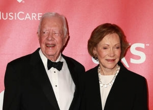 Former President Jimmy Carter Undergoes Liver Operation