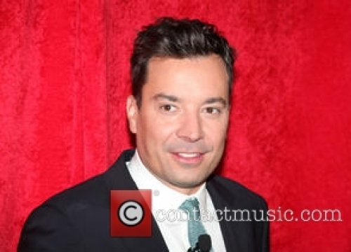 Jimmy Fallon Is #Drugged, #Blessed And Doing Well Following Hand Injury