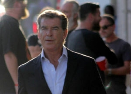 Pierce Brosnan Wanted To Be Frank Growing Up