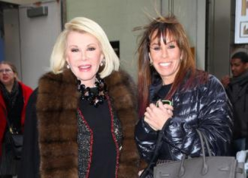 Melissa Rivers to front Fashion Police?