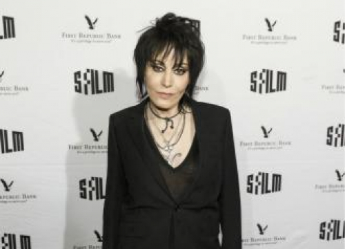 Joan Jett: The Music Industry Is 'Nasty'