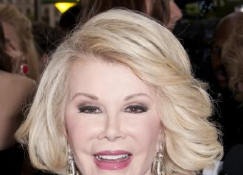 Joan Rivers To Appear In Fashion Police Finale