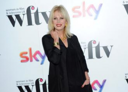Joanna Lumley Bought Champagne And Wine For Finding Your Feet Co-stars