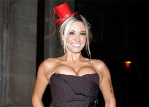 Jodie Marsh Bans 'smelly' Men From Her House