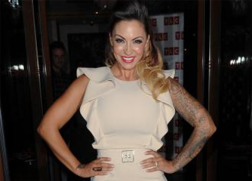 Jodie Marsh's Pet Dog In A 'Critical' Condition