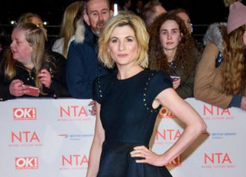Jodie Whittaker Voices Support For A Female Bond
