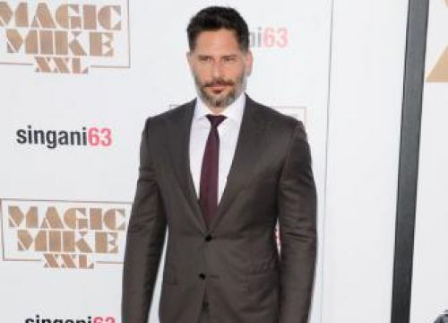 Joe Manganiello Excited To Take On Deathstroke Role